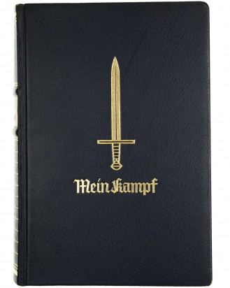 &copy DGDE GmbH - Mein Kampf 50th Anniversary Edition by Adolf Hitler