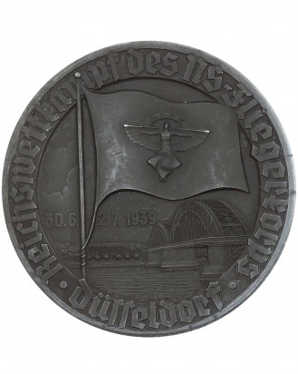 © DGDE GmbH - NSFK Table Medal: Reichswettkampf des NS Fliegerkorps