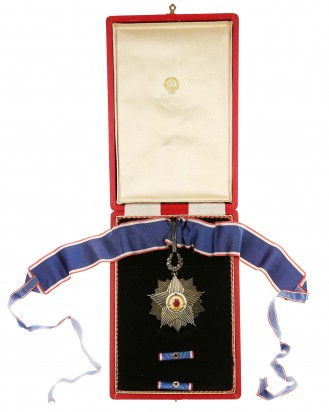 © DGDE GmbH - Order of the Yugoslav Flag - Commander [3rd Class]