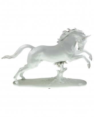 &copy DGDE GmbH - Pferd, springend (Allach Nr. 74) - Th. Kärner