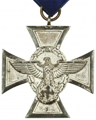 © DGDE GmbH - German Police Long Service Cross 2nd Class