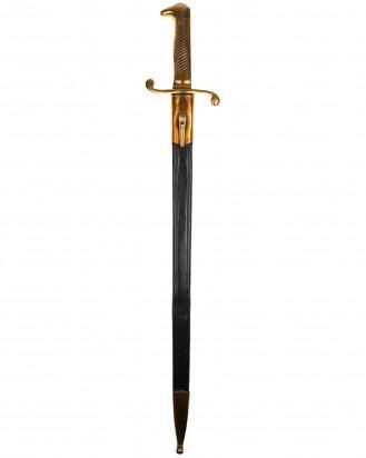 © DGDE GmbH - German 1871 Prussian Infantry Dress Bayonet by Eickhorn Solingen