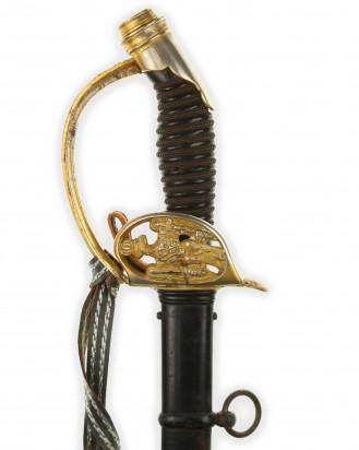 © DGDE GmbH - Imperial German Prussian Officer's Sword Degen 1889 by Ernst Pack & Söhne Solingen