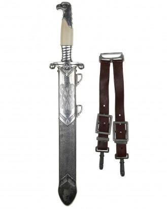 © DGDE GmbH - RAD Leader´s Dagger [M1937] with Hanger by Carl Eickhorn Solingen