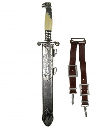 © DGDE GmbH - RAD Leader´s Dagger with hanger [M1937] by WKC Solingen