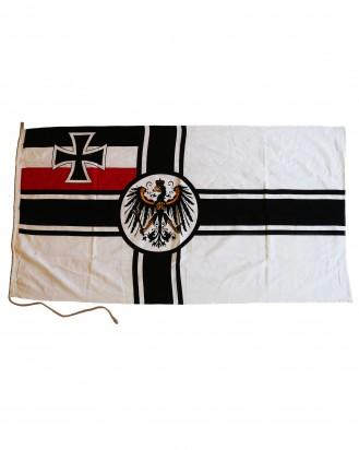 © DGDE GmbH - Reichskriegsflagge (1903–1919), Kaiserreich