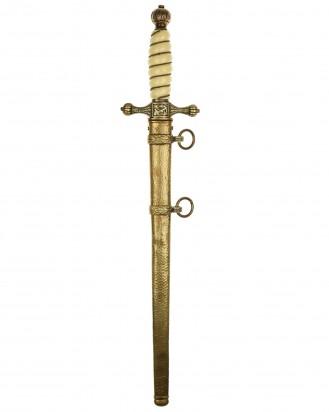 © DGDE GmbH - Naval Dagger [1st Model] by Eickhorn Solingen