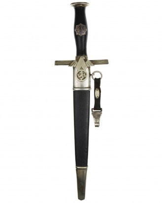 © DGDE GmbH - RLB Officer's Dagger [1st Model] by Paul Weyersberg & Co. Solingen