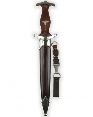 © DGDE GmbH - SA Dagger [Middle Version] with Hanger by RZM M7/66 (Carl Eickhorn Solingen)