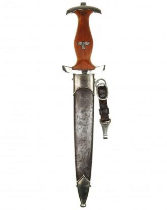 © DGDE GmbH - SA Rohm Honor Dagger [Ernst Röhm] by Ernst Pack Solingen