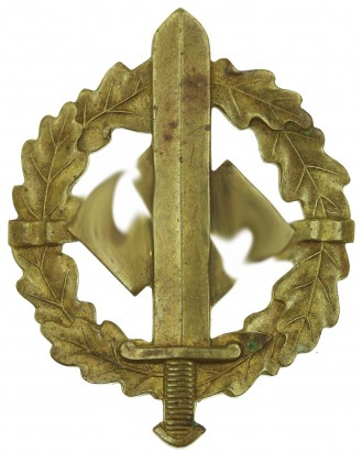 © DGDE GmbH - SA Bronze Grade Sports Badge by Schneider Lüdenscheid