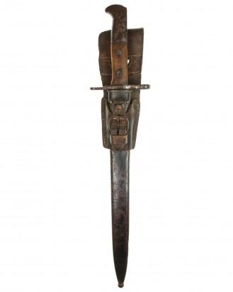 © DGDE GmbH - Штык образца 1889/18, Швейцария - Waffenfabrik Neuhausen