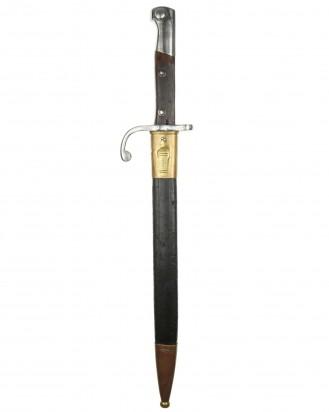 © DGDE GmbH - Brazilian Mauser M1908 Bayonet by WKC Solingen