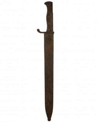 © DGDE GmbH - German Bayonet SG 98/05 by Waffenfabrik Mauser - A.G. Oberndorf