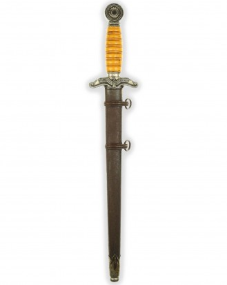 © DGDE GmbH - TeNo Officer's Dagger M1938 #2122 by Original Eickhorn Solingen