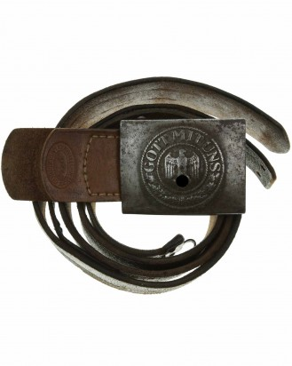 © DGDE GmbH - Army Belt and Buckle