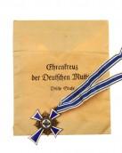 Ehrenkreuz der deutschen Mutter am Band 3. Stufe - Bronze