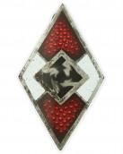 Hitlerjugend [HJ] Mitgliedsabzeichen - RZM M1/143