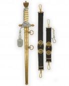 Navy Officer Dagger [2nd Model] by Carl Eickhorn Solingen