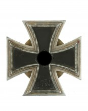 Iron Cross 1st Class Screwback