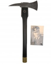 Deluxe Presentation Fire Axe, German - M1938