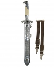 RAD Leader´s Dagger with hanger [M1937] - Carl Eickhorn Solingen