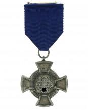 Крест за 25 лет выслуги для гражданских чинов г. Данциг