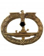 U-Boat War Badge 1939 (U-Boot-Kriegsabzeichen)