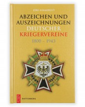 Badges and awards of German warrior clubs 1800 - 1943 by Jörg Nimmergut