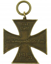 German 1870/71 War Merit Cross