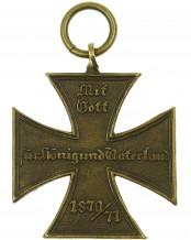 Abzeichen Krieger- und Landwehrverein 1870/71