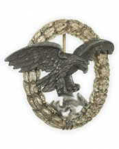 Luftwaffe Observer's Badge by P. Meybauer Berlin