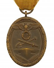 German West Wall Medal