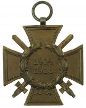 Почётный крест Гинденбурга с мечами 1914-1918 - PM