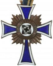 Крест немецкой матери 2-я модель в бронзе, Германия