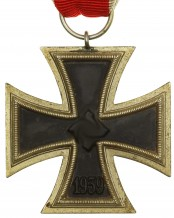 Eisernes Kreuz 1939 2. Klasse am Band