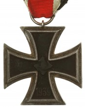 German 1939 Iron Cross 2nd Class by 65