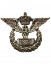 Знак «Выслуга 25 лет на Железной дороге», Пруссия