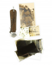 Немецкий десантный универсальный нож обр. 1936 г. - SMF Золинген