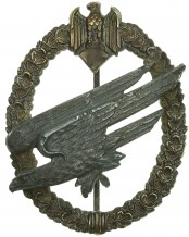 German Army Paratrooper Badge of the Heer
