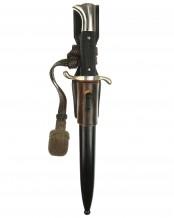 Fireman's Short Bayonet by Eickhorn Solingen
