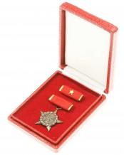 Medal Held der Arbeit
