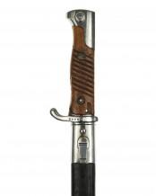 Peruvian M1909 Bayonet by Simson & Co. Suhl