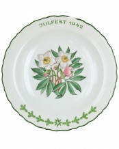 Julfest тарелка Аллах 1942 год