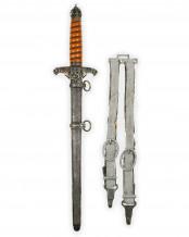 Bulgarian Royal Infantry Dagger [M1936] with Hangers by Robert Klaas Solingen