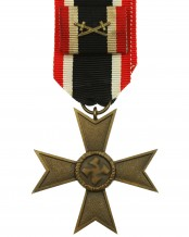 War Merit Cross 2nd Class 1939 with ribbon