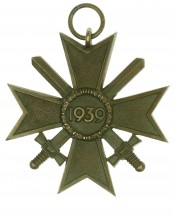 2nd Class with War Merit Cross with Swords