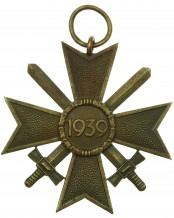 2nd Class with War Merit Cross with Swords by 41