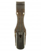German Bayonet Leather Frog