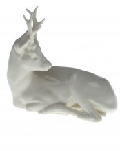 Lying stag (Allach Model No. 14) by – Prof. Theodor Kärner